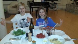 Dinner No. 4