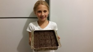 Fudge Brownies (our favorite)