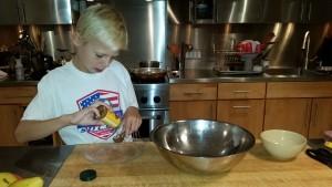 Spice rub for chicken (for paella)