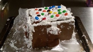 Gingerbread Bungalow!