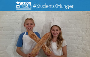 Help us X out hunger!