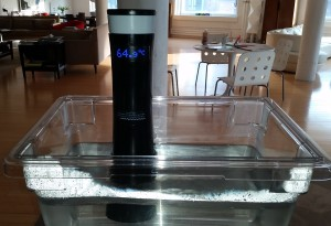 The Sous Vide Machine