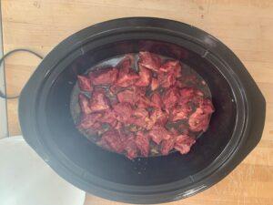 KoreanBeefinslow cooker